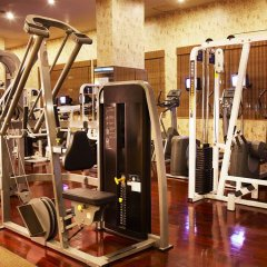 Nasa Vegas Hotel фитнесс-зал