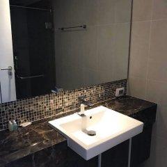 Отель Modernized Condo Seaview Central Pattaya ванная фото 2