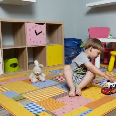 Отель Жилое помещение Братиславская Москва детские мероприятия