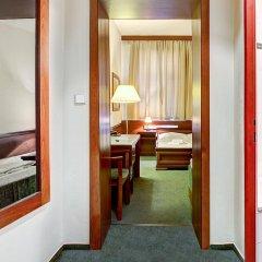 Отель Three Crowns Прага комната для гостей фото 2