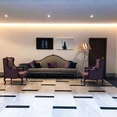 Hotel Real Maestranza фитнесс-зал
