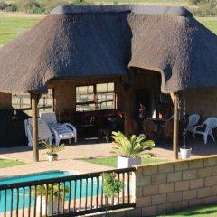 Отель Outeniquabosch Lodge фото 5