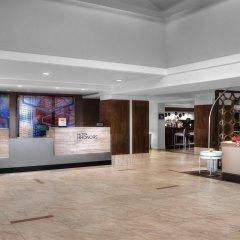 Отель DoubleTree by Hilton Metropolitan - New York City США, Нью-Йорк - 9 отзывов об отеле, цены и фото номеров - забронировать отель DoubleTree by Hilton Metropolitan - New York City онлайн интерьер отеля фото 3
