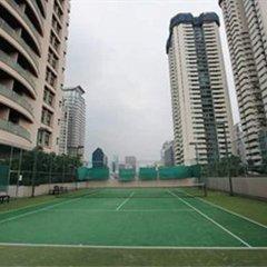 Отель Somerset Park Suanplu Bangkok фитнесс-зал фото 4