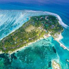 Отель Adaaran Select Hudhuranfushi Остров Гасфинолу пляж фото 2
