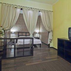 Гостиница Меблированные комнаты комфорт Австрийский Дворик Стандартный номер с двуспальной кроватью фото 19