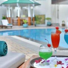 Evergreen Laurel Hotel Bangkok бассейн фото 3