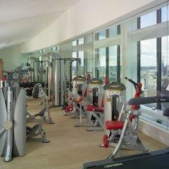 Гостиница Хаятт Ридженси Екатеринбург фитнесс-зал