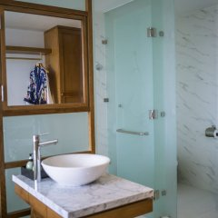 Vinh Hung Old Town Hotel ванная фото 2