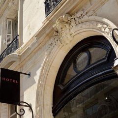 Отель Jardin De Neuilly Нёйи-сюр-Сен интерьер отеля фото 3