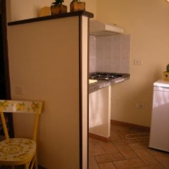 Отель Casa Vacanze Nonna Vittoria Сполето удобства в номере фото 2