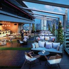 Отель Hilton Garden Inn Kuala Lumpur Jalan Tuanku Abdul Rahman South гостиничный бар