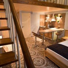 Гостиница Южный порт комната для гостей фото 4