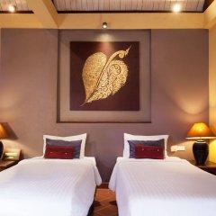 Отель Villa Deux Rivieres Лаос, Луангпхабанг - отзывы, цены и фото номеров - забронировать отель Villa Deux Rivieres онлайн комната для гостей фото 3