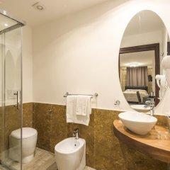 Отель Rifugio degli Artisti Top ванная