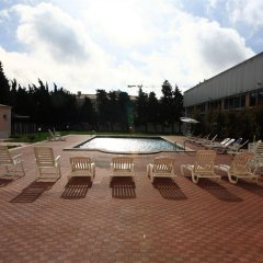 Отель Caldas Internacional Калдаш-да-Раинья бассейн фото 2
