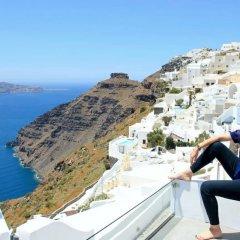 Отель Smaro Studios Греция, Остров Санторини - отзывы, цены и фото номеров - забронировать отель Smaro Studios онлайн фитнесс-зал