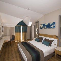 Отель Palm World Resort & Spa Side - All Inclusive Сиде комната для гостей фото 3