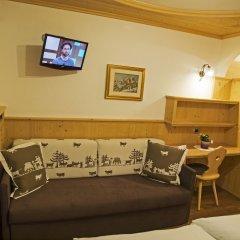Hotel El Paster Долина Валь-ди-Фасса комната для гостей