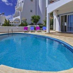 Отель Villa Burak бассейн