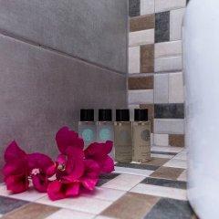 Отель Avraki Hotel Греция, Остров Санторини - отзывы, цены и фото номеров - забронировать отель Avraki Hotel онлайн ванная фото 2