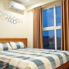 Отель Mushroom Homestay Ha Long комната для гостей фото 3