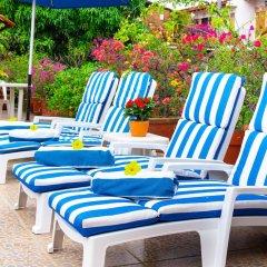 Отель Posada De Roger Пуэрто-Вальярта пляж фото 2