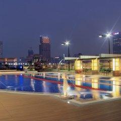 Sheraton Guangzhou Hotel Гуанчжоу бассейн