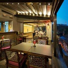 Отель Yasmak Sultan гостиничный бар