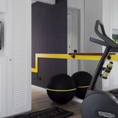 Отель Suite Litoraneo Римини фитнесс-зал