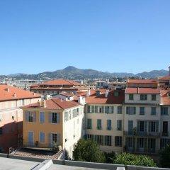 Отель Cresp Франция, Ницца - отзывы, цены и фото номеров - забронировать отель Cresp онлайн балкон