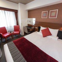 Отель Mystays Fukuoka Tenjin-Minami Фукуока комната для гостей фото 4