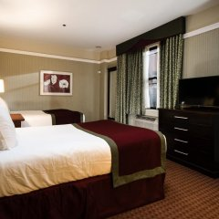 The Hotel At Times Square комната для гостей фото 5