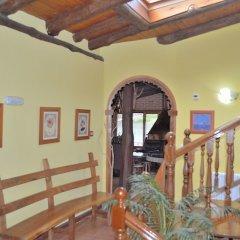 Отель Posada Peñas Arriba Камалено интерьер отеля