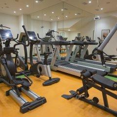Отель Ararat Resort фитнесс-зал