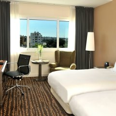 Отель Hilton Park Nicosia комната для гостей фото 4