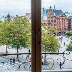 Отель Scandic Kramer Мальме балкон
