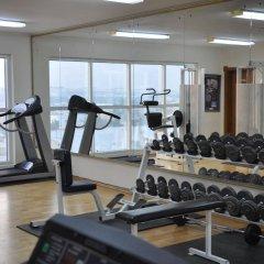 Fortune Plaza Hotel фитнесс-зал