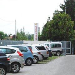 Отель Casa A Colori Италия, Падуя - отзывы, цены и фото номеров - забронировать отель Casa A Colori онлайн парковка