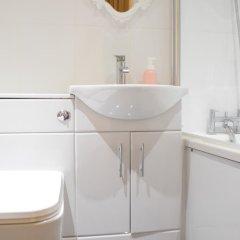 Отель 1 Bedroom Flat In Little Venice Великобритания, Лондон - отзывы, цены и фото номеров - забронировать отель 1 Bedroom Flat In Little Venice онлайн ванная
