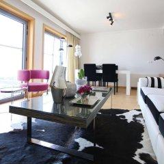 Отель Panoramic Living комната для гостей фото 2