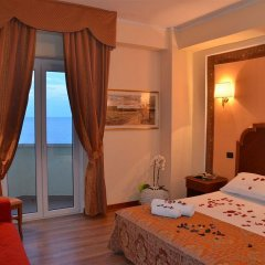 Отель Grand Montesilvano Италия, Монтезильвано - отзывы, цены и фото номеров - забронировать отель Grand Montesilvano онлайн комната для гостей фото 2