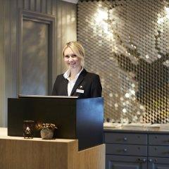 Lysebu Hotel интерьер отеля