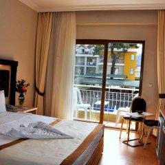 Отель Novia Gelidonya комната для гостей фото 2