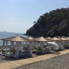 Robinson Club Camyuva Турция, Кемер - 2 отзыва об отеле, цены и фото номеров - забронировать отель Robinson Club Camyuva онлайн пляж