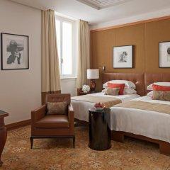 Four Seasons Hotel Milano 5* Номер Делюкс с различными типами кроватей фото 5