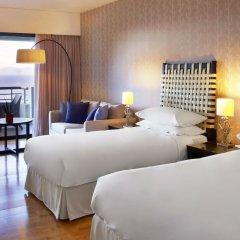 Отель Sheraton Rhodes Resort комната для гостей фото 7