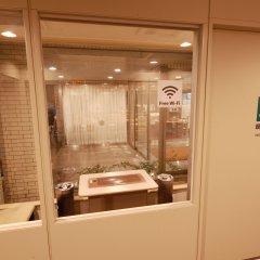 Green Hotel Yes Ohmi-hachiman Омихатиман сауна