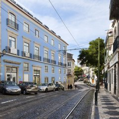 Апартаменты Hello Lisbon Castelo Apartments фото 6