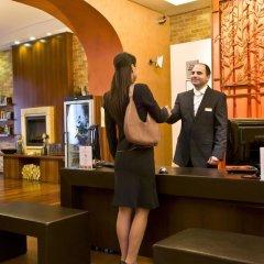 Отель Mamaison Residence Izabella Budapest интерьер отеля фото 2